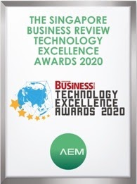 Business review technology excellence awards 2020
